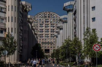 Les paysages du Grand Paris vus des fenêtres du Grand Paris Express piéton