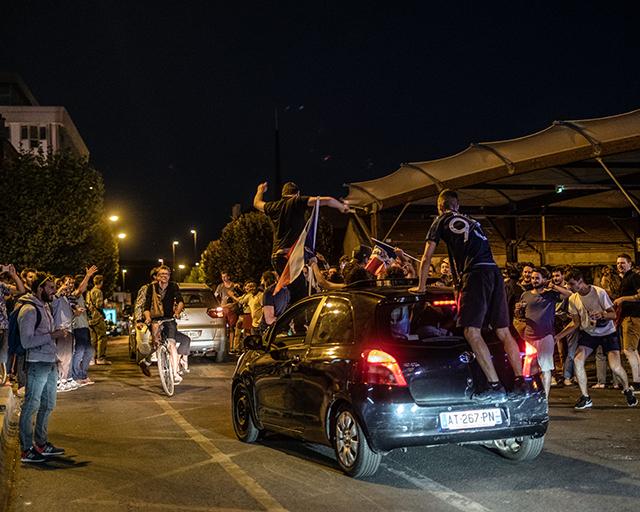 Le soir où Montreuil est allé en finale