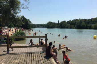 Où se baigner en eau vive en Île-de-France ?
