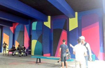 La Street Art Avenue se pare de nouvelles oeuvres dans le 9-3