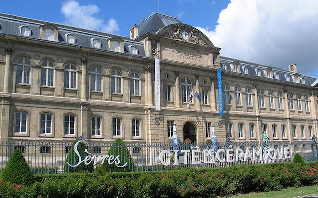 La Cité de la céramique à Sèvres / DR