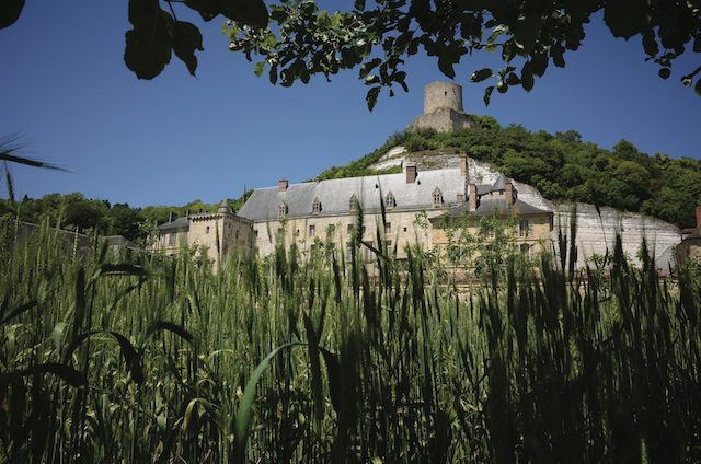Château de La Roche-Guyon / © Emmanuelle Bouffé