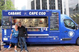 J'ai embarqué dans l'unique food truck grand-parisien qui cuisine le poisson frais