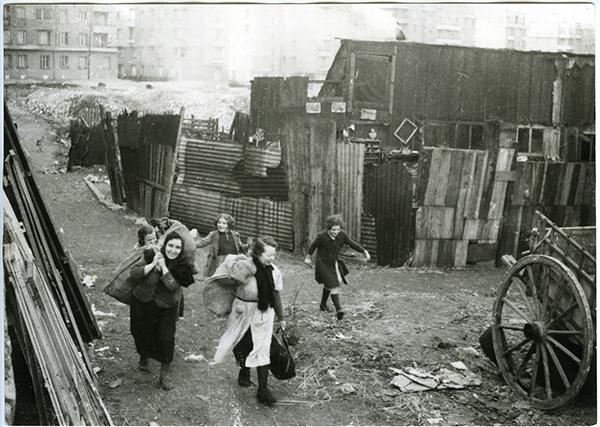 Chiffoniers en 1930