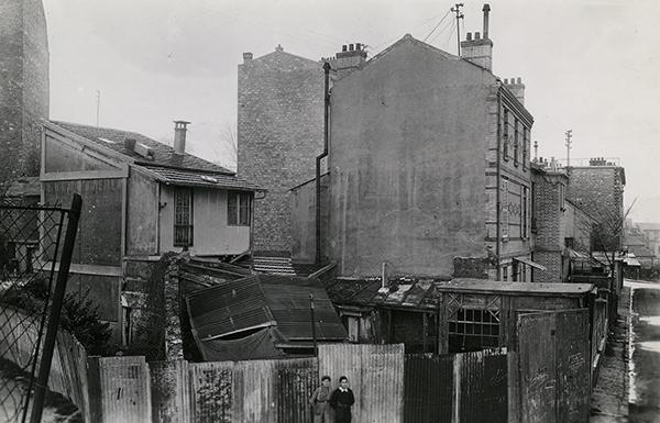 Issy Les Moulineaux 1940