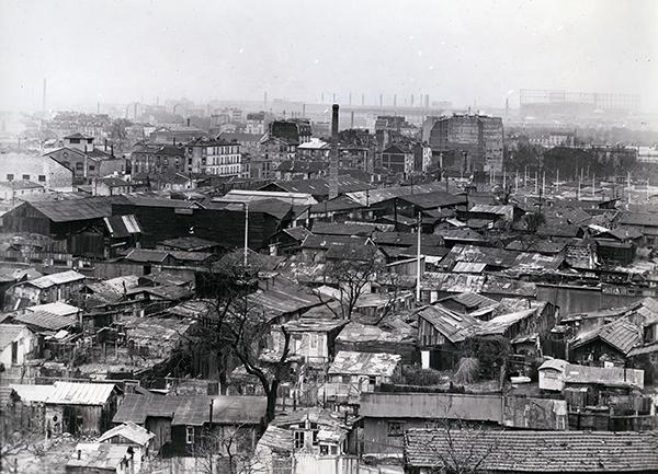 La Zone : Saint-Ouen 1940