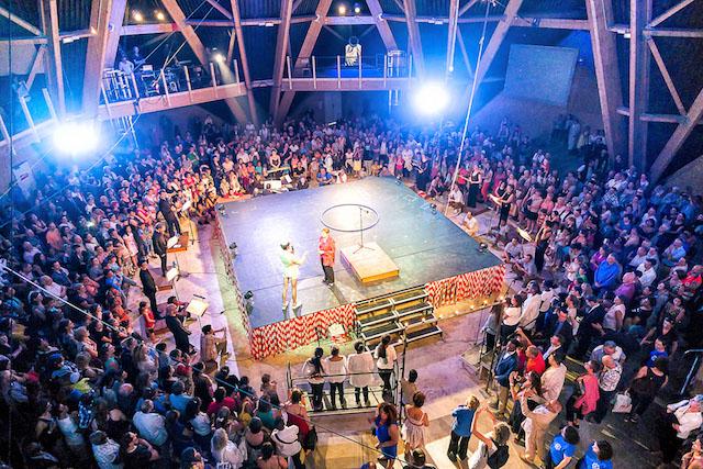 Le Plus Petit Cirque du Monde à Bagneux / ©  Photo Club Bagneux