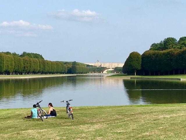 Parc du château de Versailles / © Steve Stillman pour Enlarge your Paris