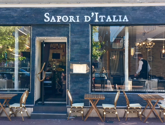 Sapori d'Italia à Suresnes / © Steve Stillman pour Enlarge your Paris