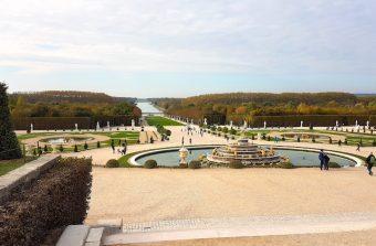 Versailles-Pantin, deux villes deux ambiances pour un shoot d'art contemporain