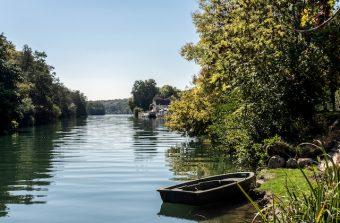 A la rencontre de la Seine au naturel depuis la gare du Coudray-Montceaux