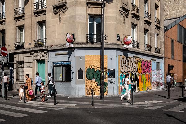 Proximité de la rue Riquet