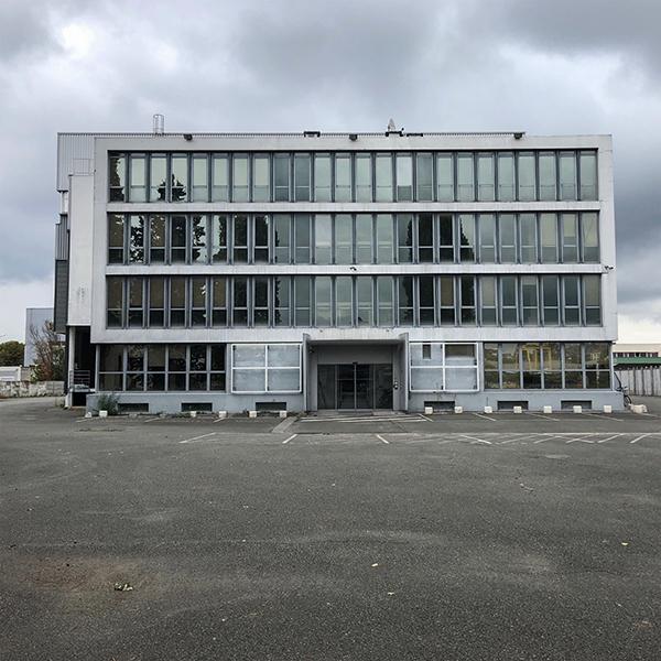 Nouveau siège du CNAP à Pantin