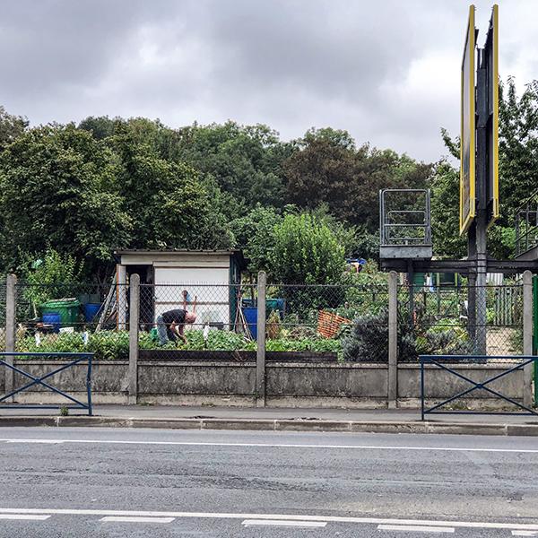 Jardins ouvriers Aubervilliers