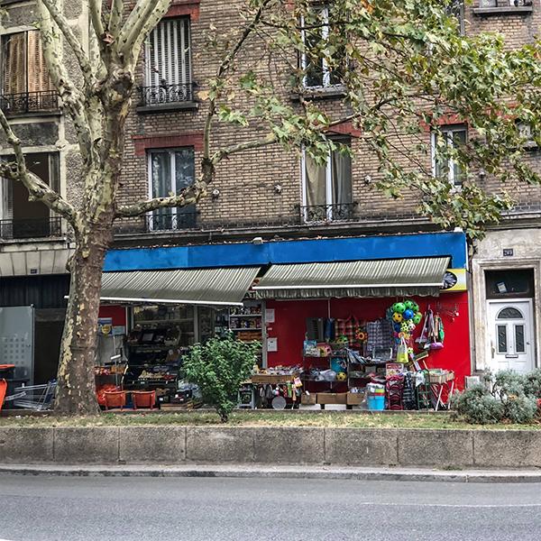 Aubervilliers ancienne Route de Flandre