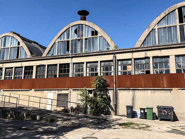 """Cathédrale"" SNCF"