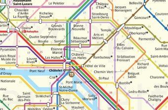 La marche est l'avenir du métro