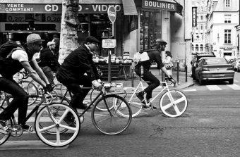 Les vélotafeurs partagent leurs tracés en ligne pour aller bosser