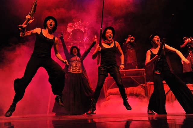 14-19, la mémoire nous joue des tours au théâtre de la Belle étoile à Saint-Denis / © Daniel Aime
