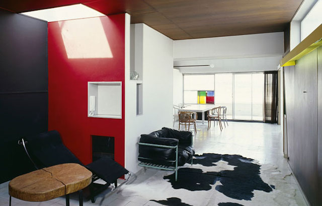 Appartement-atelier de Le Corbusier à Paris / © FLC - OMG