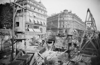 Du métro parisien au Grand Paris Express, un voyage au centre de la Terre