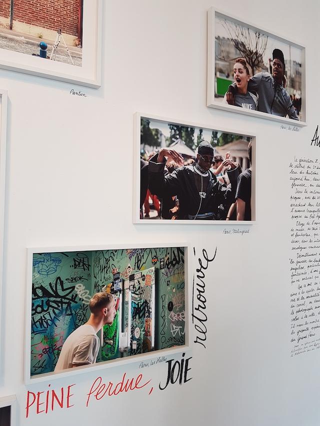 """""""Au-delà de la Z"""", exposition de Manolo Mylonas à la Capsule au Bourget /  © Mona Prudhomme pour Enlarge your Paris"""