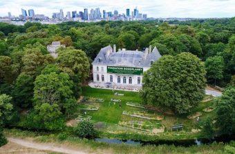 La gratin de la microaventure s'invite dans un château au coeur du bois de Boulogne