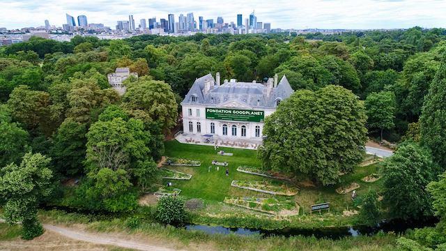 Fondation GoodPlanet dans le bois de Boulogne / © Fondation GoodPlanet