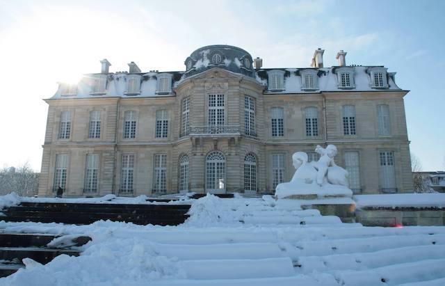 Château de Champs-sur-Marne / © Benjamin Blasi