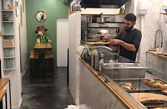 Et si la meilleure pizza du Grand Paris était à deux pas du bois de Vincennes ?
