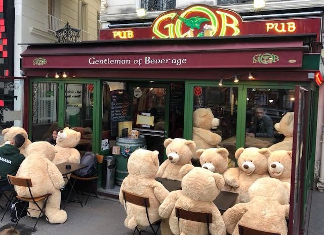 © Les Nounours des Gobelins
