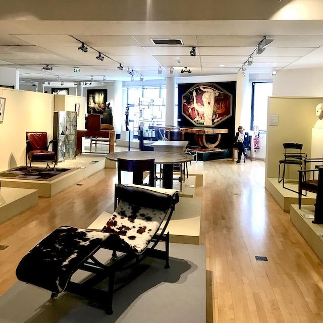 Le musées des Années 30 à Boulogne / © Julie Gourhant alias @legrandparisvudemamini et @parisla_belle