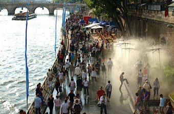 «Les berges de Seine sont une vitrine de l'évolution de Paris»