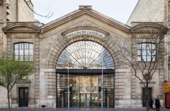 Des producteurs grand-parisiens sous la verrière du Pavillon de l'Arsenal pour un marché et un brunch locavores