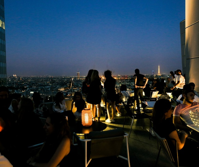 Le Skyline bar /  © Skyline bar