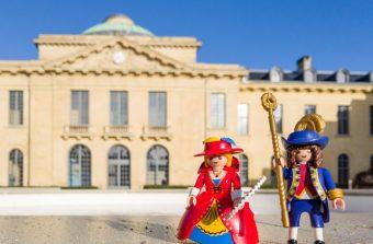 En avant l'Histoire avec l'expo Playmobil à Versailles