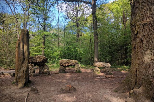 Les dolmens de la forêt de Meudon / © Helloways