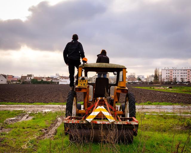 La ferme urbaine de Saint-Denis / ©  Sylvain Gouraud
