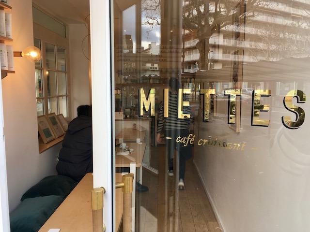 Le café Miettes / © Steve Stillman pour Enlarge your Paris