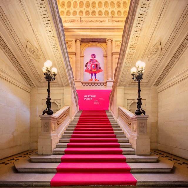 Expo Grayson Perry à la Monnaie de Paris / © Monnaie de Paris - Martin Argyroglo