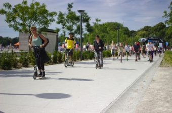 Le futur des transports sera léger, lent et convivial