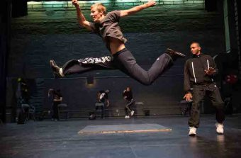 Suresnes, capitale du hip-hop pendant un mois