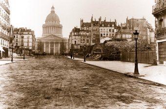 Paris avant-après, l'expo photo qui fait ressortir les transformations d'Haussmann