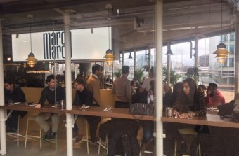 Et si la meilleure pizza du Grand Paris était à La Défense ?
