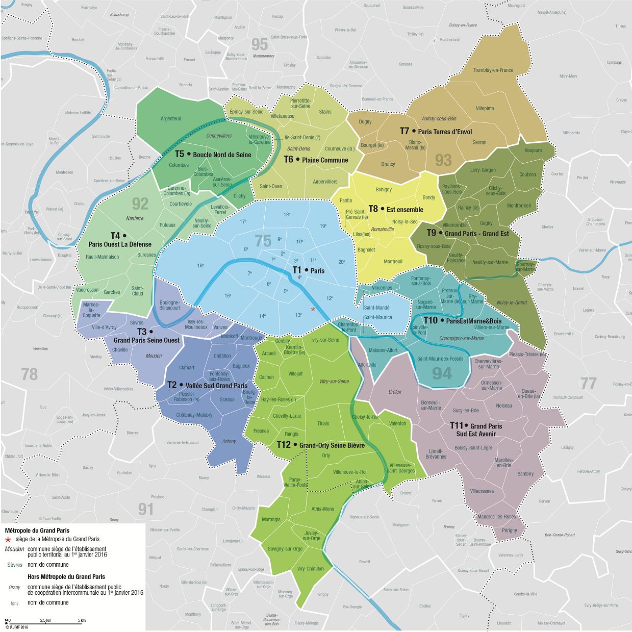 Avec Le Premier Atlas Des Environs De Paris Le Grand Paris Joue Cartes Sur Table
