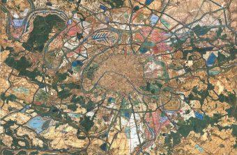 Avec le premier Atlas des environs de Paris, le Grand Paris joue cartes sur table
