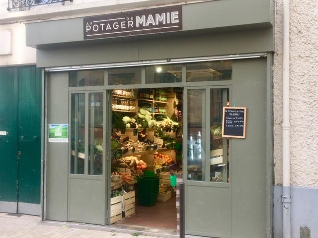 Le Potager de Mamie / © Steve Stillman pour Enlarge your Paris