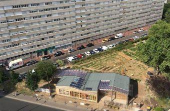 Les fermes s'ouvrent les portes des villes