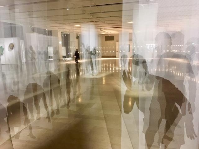 """Expo """"Miniartextil"""" au Beffroi de Montrouge / © Steve Stillman pour Enlarge your Paris"""