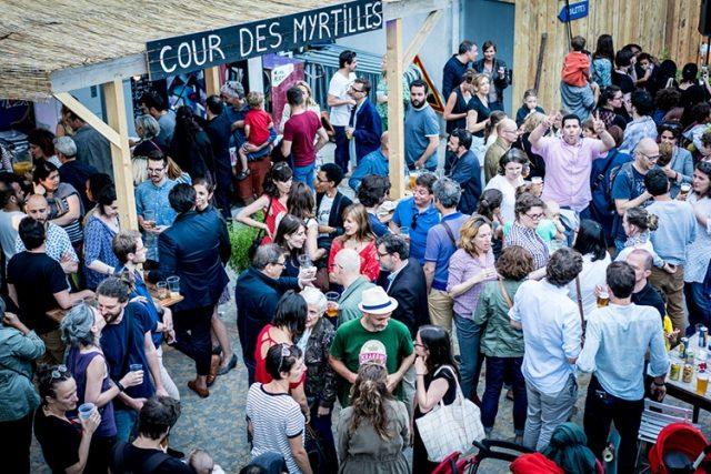 Mains d'Oeuvres à Saint-Ouen / © Julien Caupeil